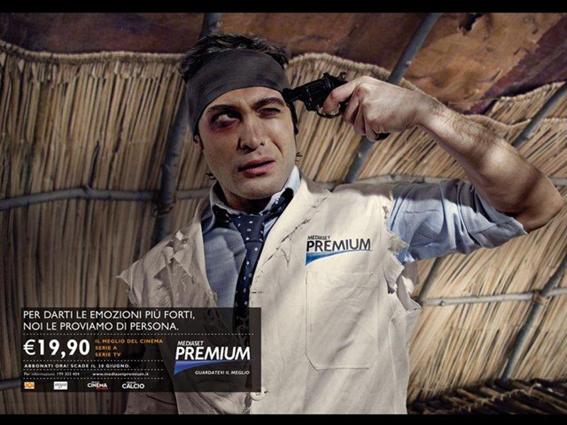 luca stano lavori works premium mediaset blog recitazione attore