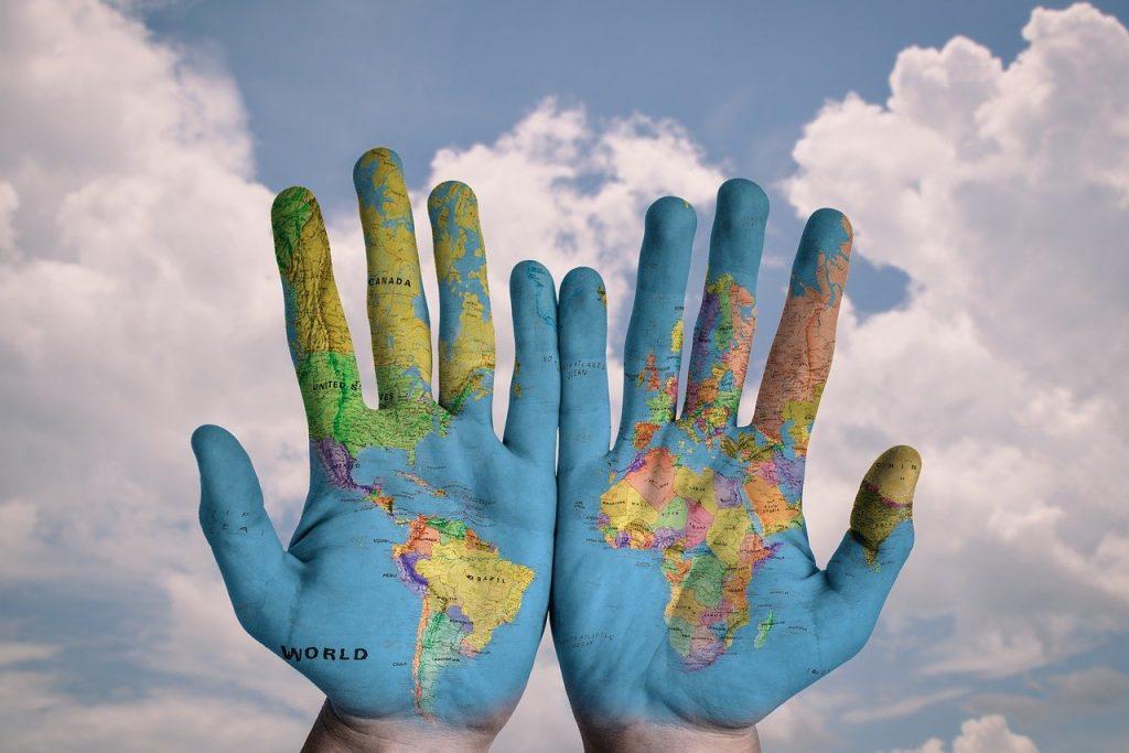 hands, world, map-luca stano recitazione etica attore cinema teatro